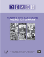 The power to reduce health disparities; voices from REACH communities