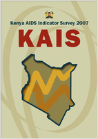 Kenya AIDS indicator survey; KAIS 2007 :  final report