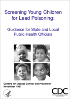 Screening young children for lead poisoning; guidance for state and local public health officials