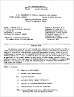 CDC influenza report no. 12, August 16, 1957
