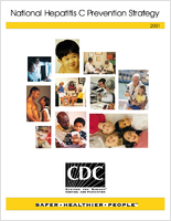 National Hepatitis C prevention strategy; a comprehensive strategy for the prevention and control of hepatitis C virus infection and its consequences