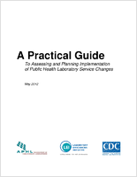 A Practical guide to assessing and planning implementation of public health laboratory service changes