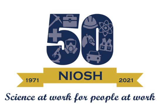 50 : NIOSH 1971-2021 -- Science at work for people at work