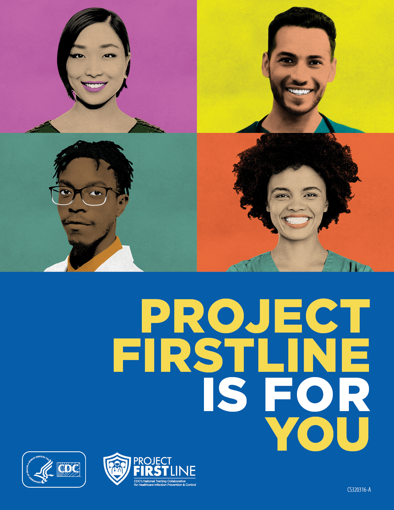 Project Firstline is for you