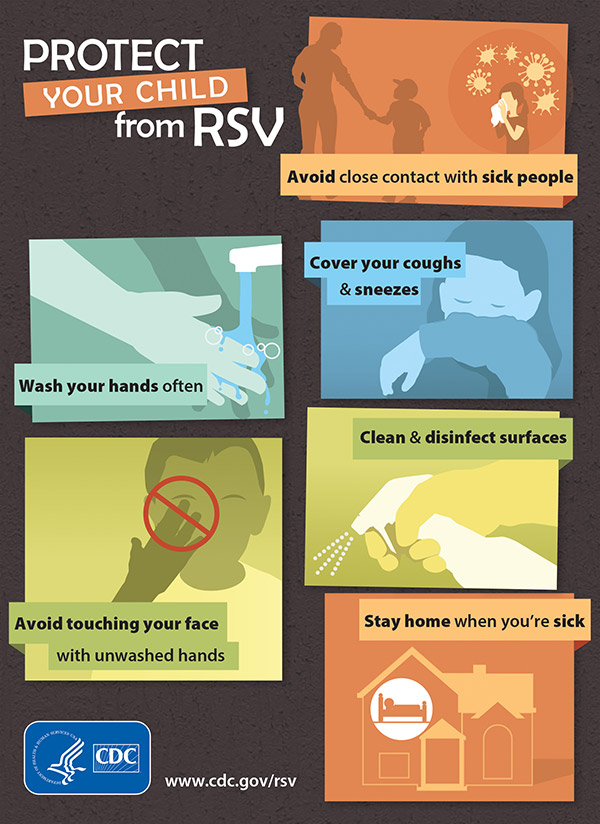 Protect your child from RSV