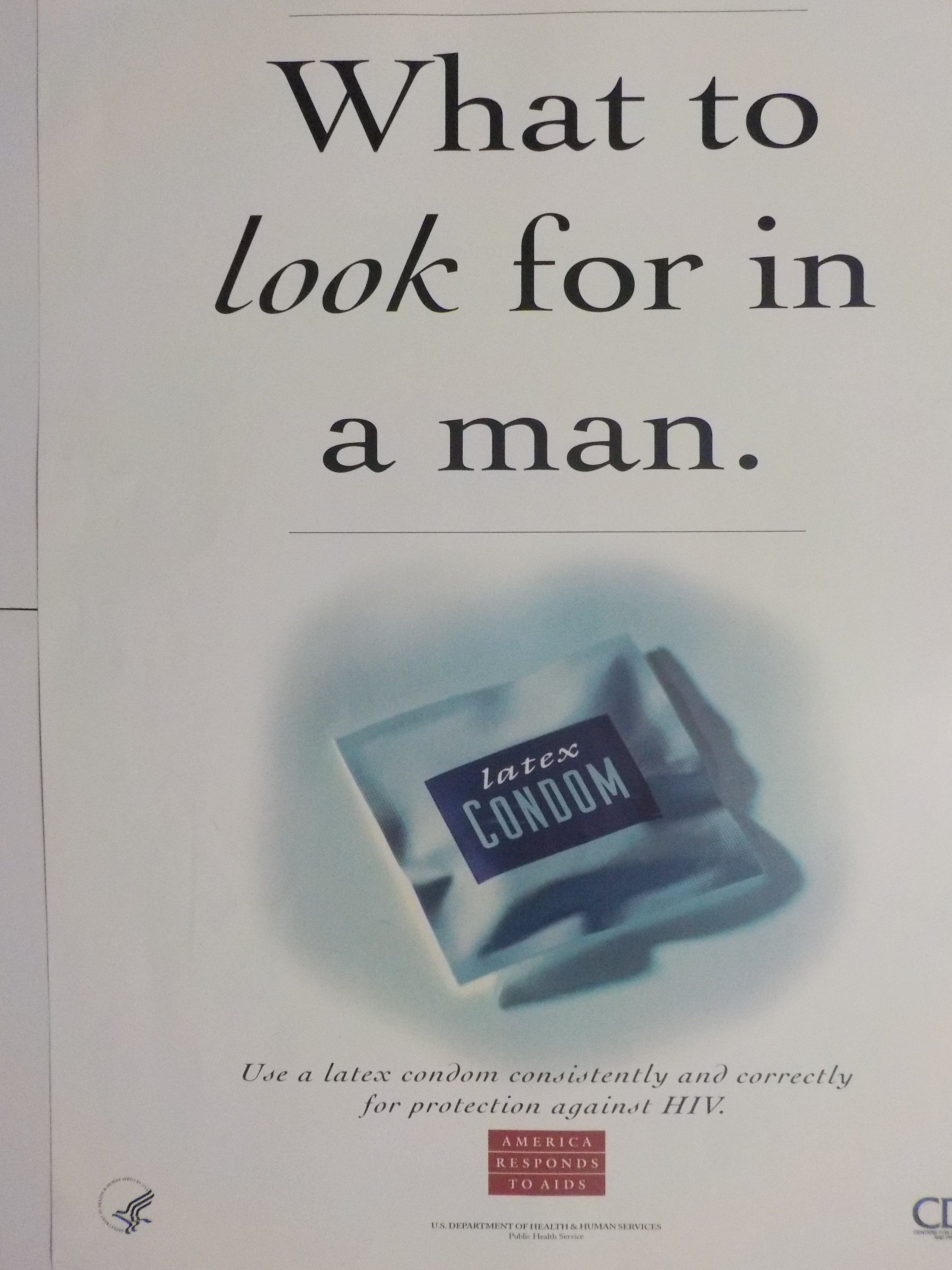 What to look for in a man