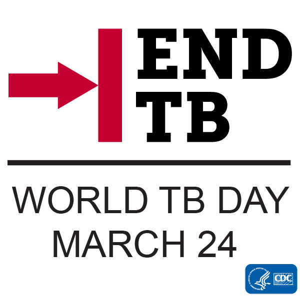 End TB : World TB Day : March 24