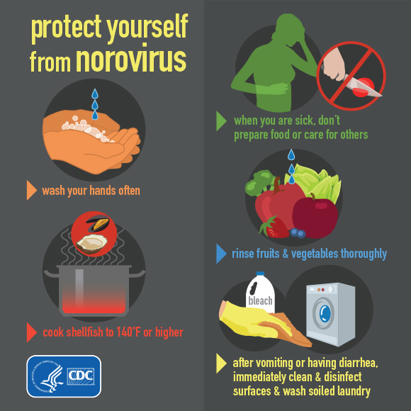 Protect yourself from norovirus