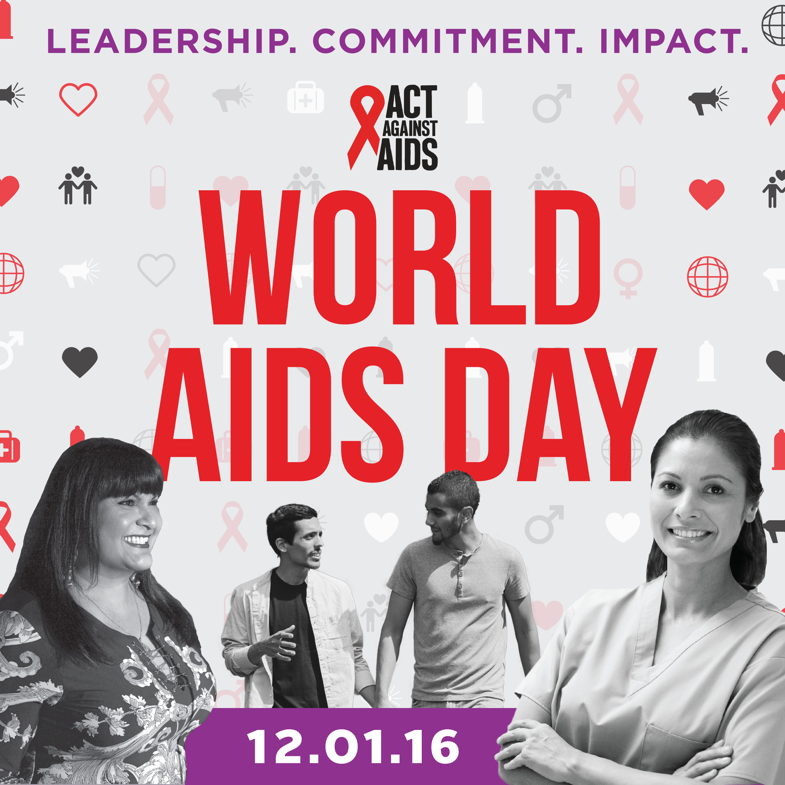 World AIDS Day 12.01.16