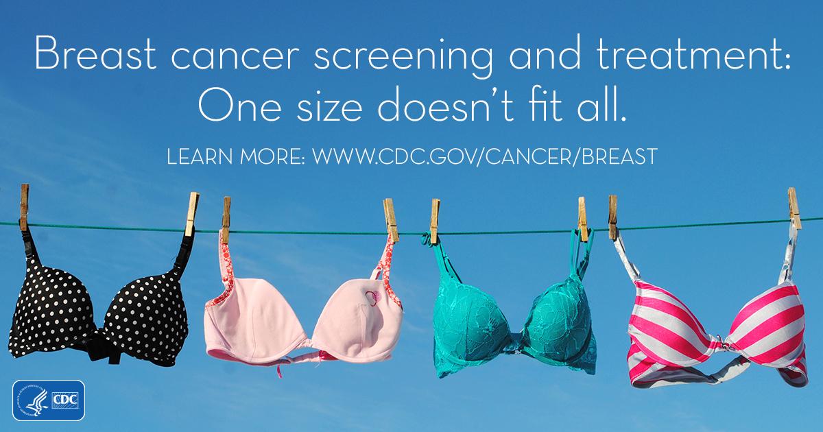 Pruebas de detección y tratamiento del cáncer de mama: No hay un enfoque único que les sirva a todos