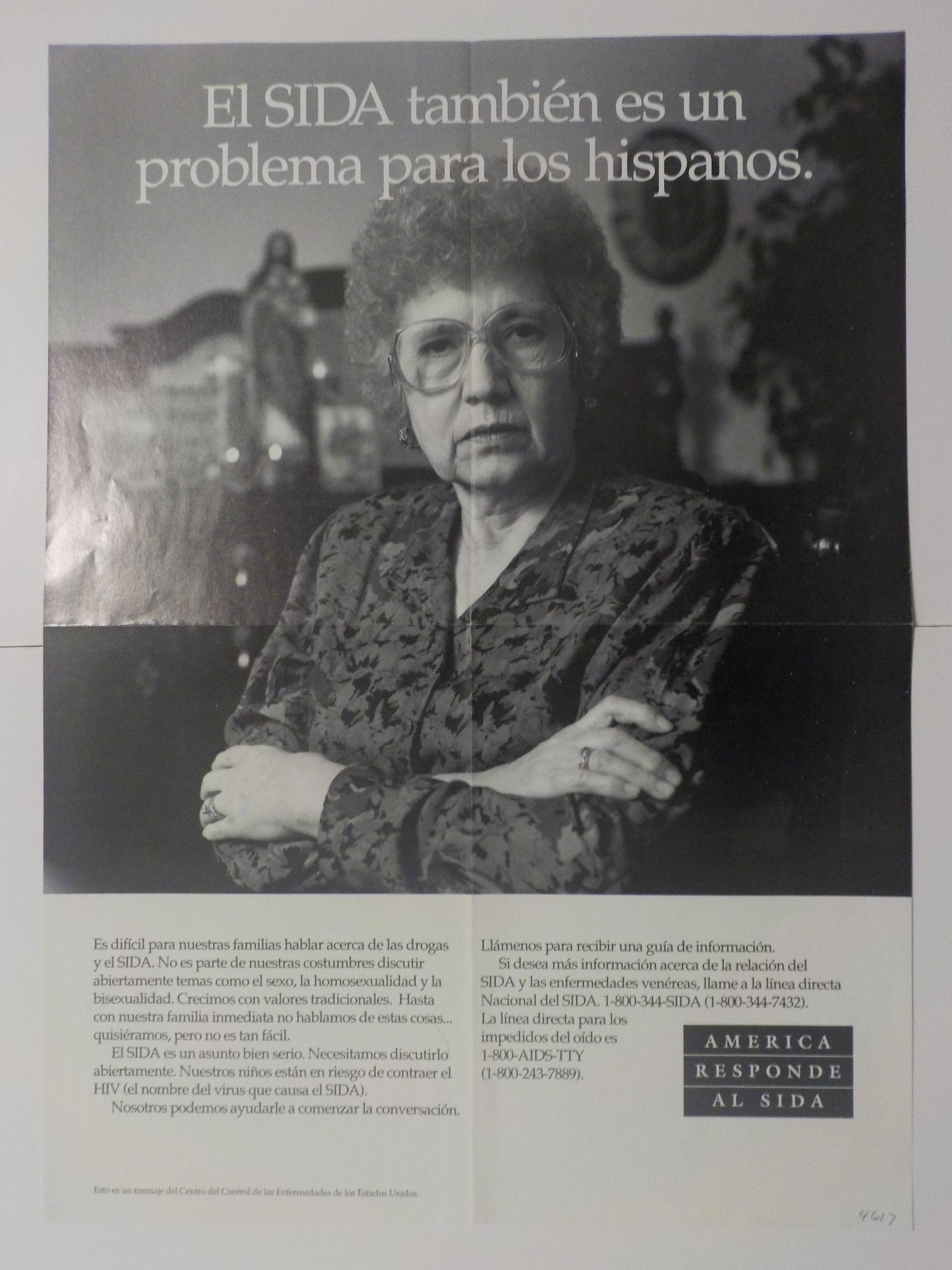 El SIDA tambien es una problema para los hispanos