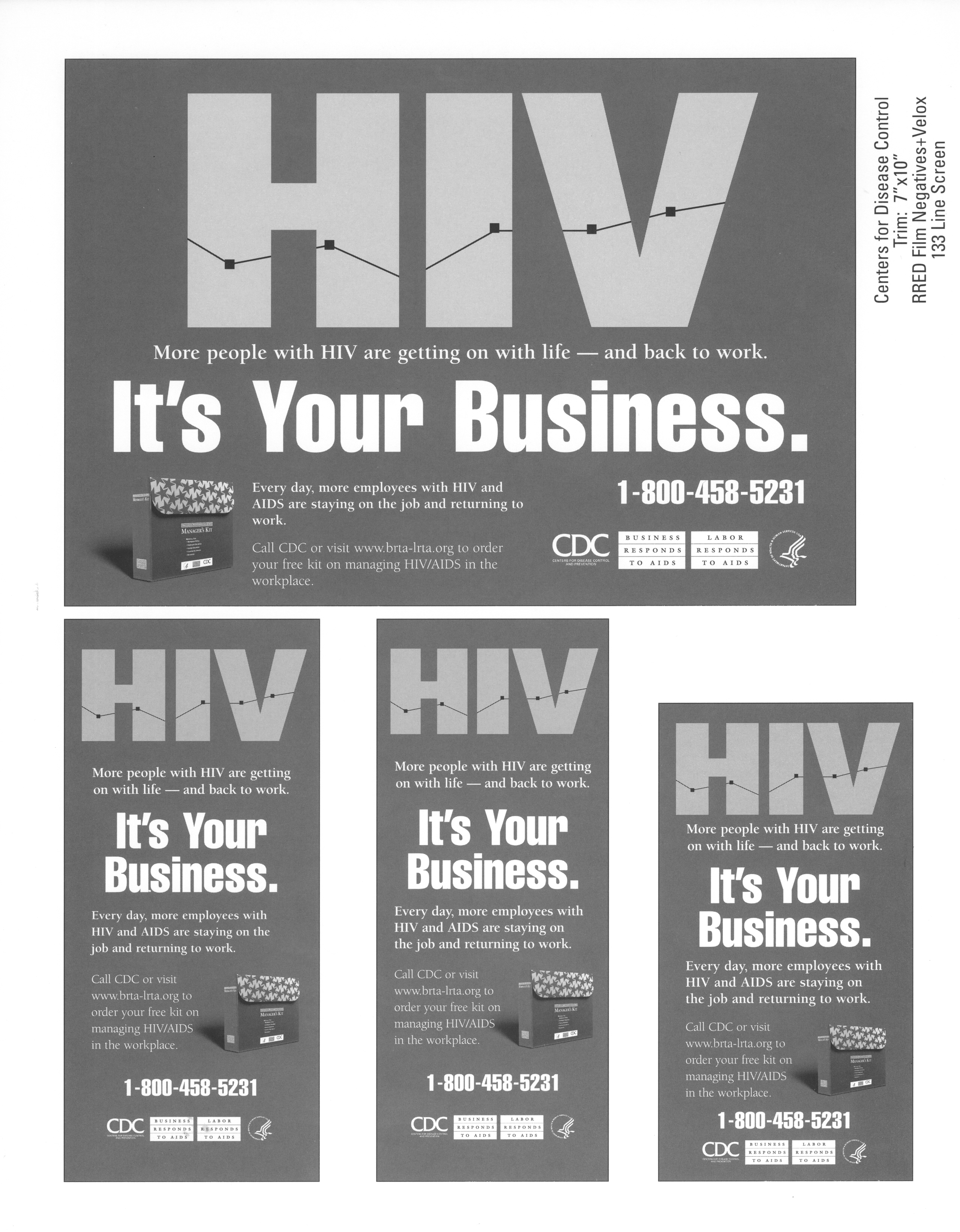 HIV : it's your business