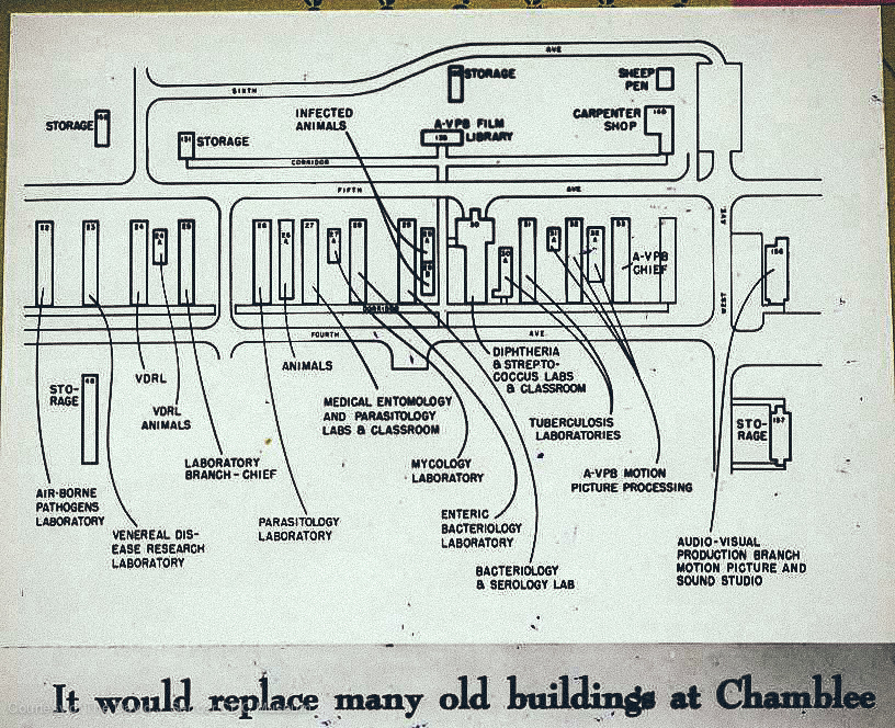Proposed Chamblee campus