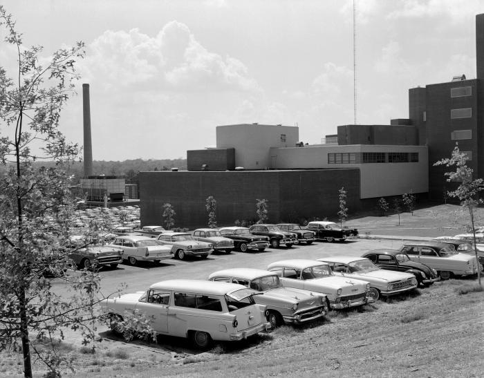 CDC Cifton Road campus (Atlanta) : 1960