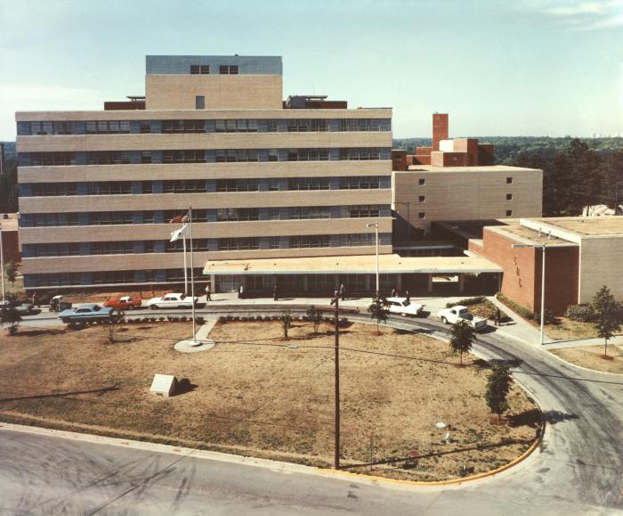 CDC Cifton Road campus (Atlanta) : 1963