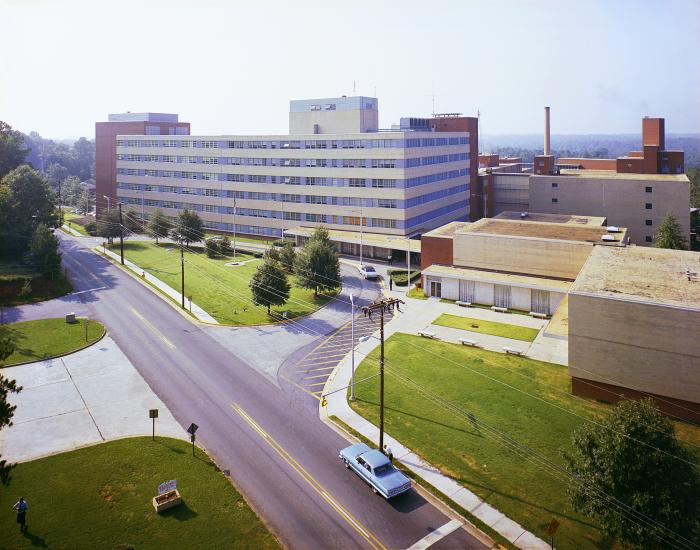 CDC Cifton Road campus (Atlanta) : 1969