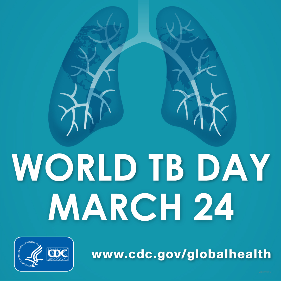 World TB Day : March 24