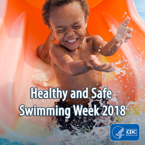 Healthy and Safe Swimming Week 2018