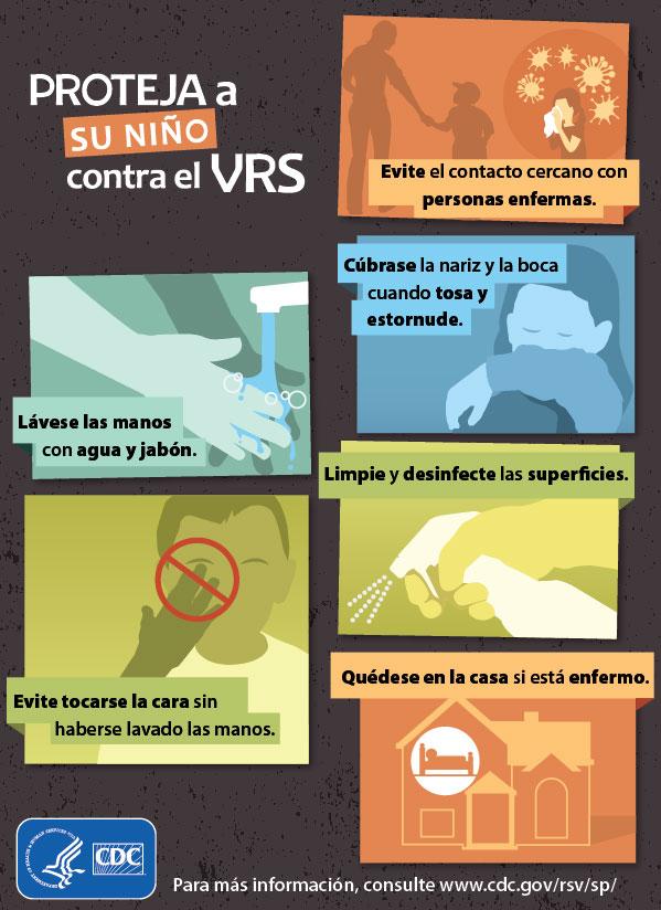 Proteja a su niño contra el VRS