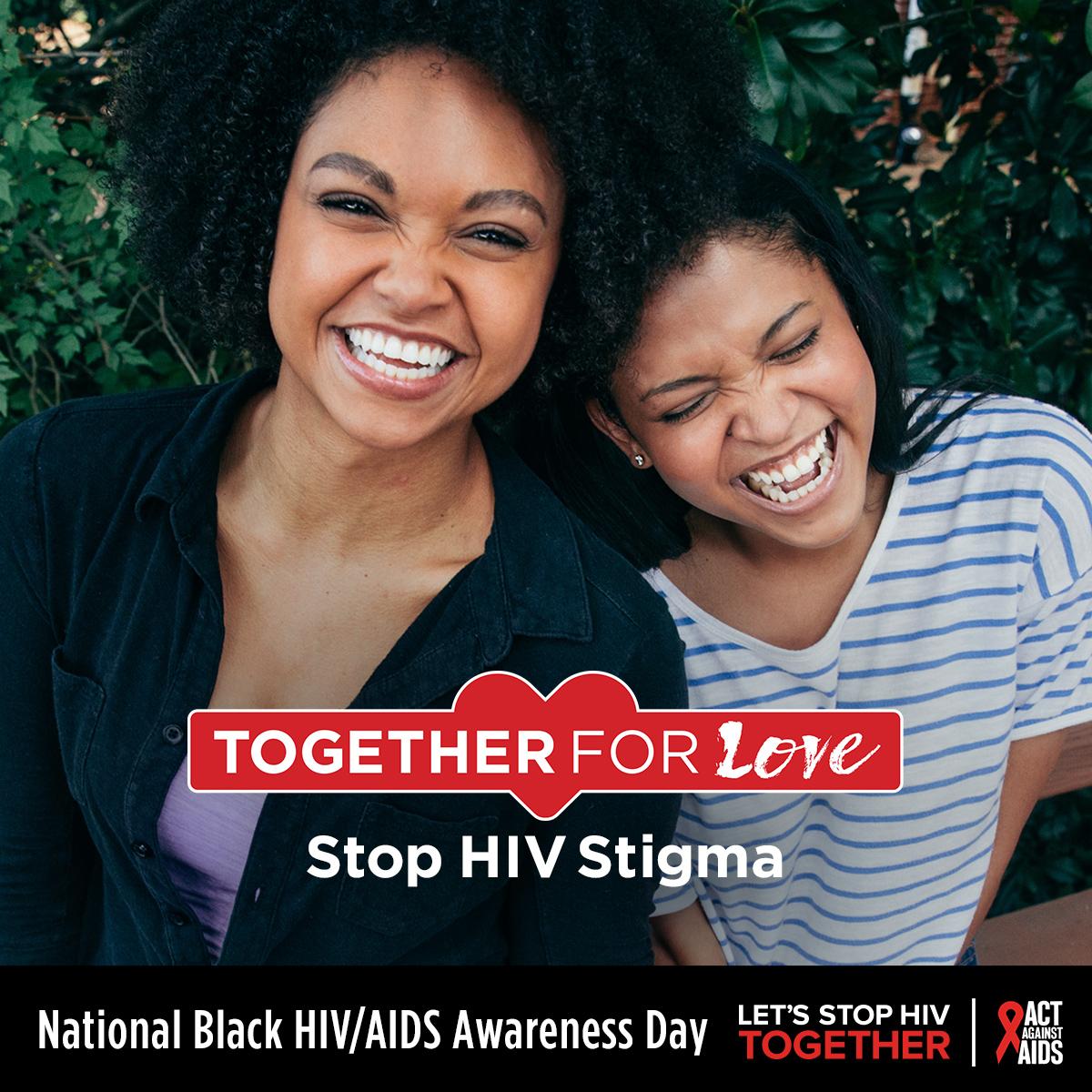 Together for love : stop HIV stigma