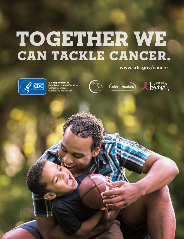 Together we can tackle cancer