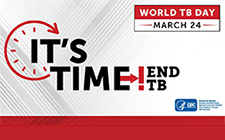 It's time : End TB