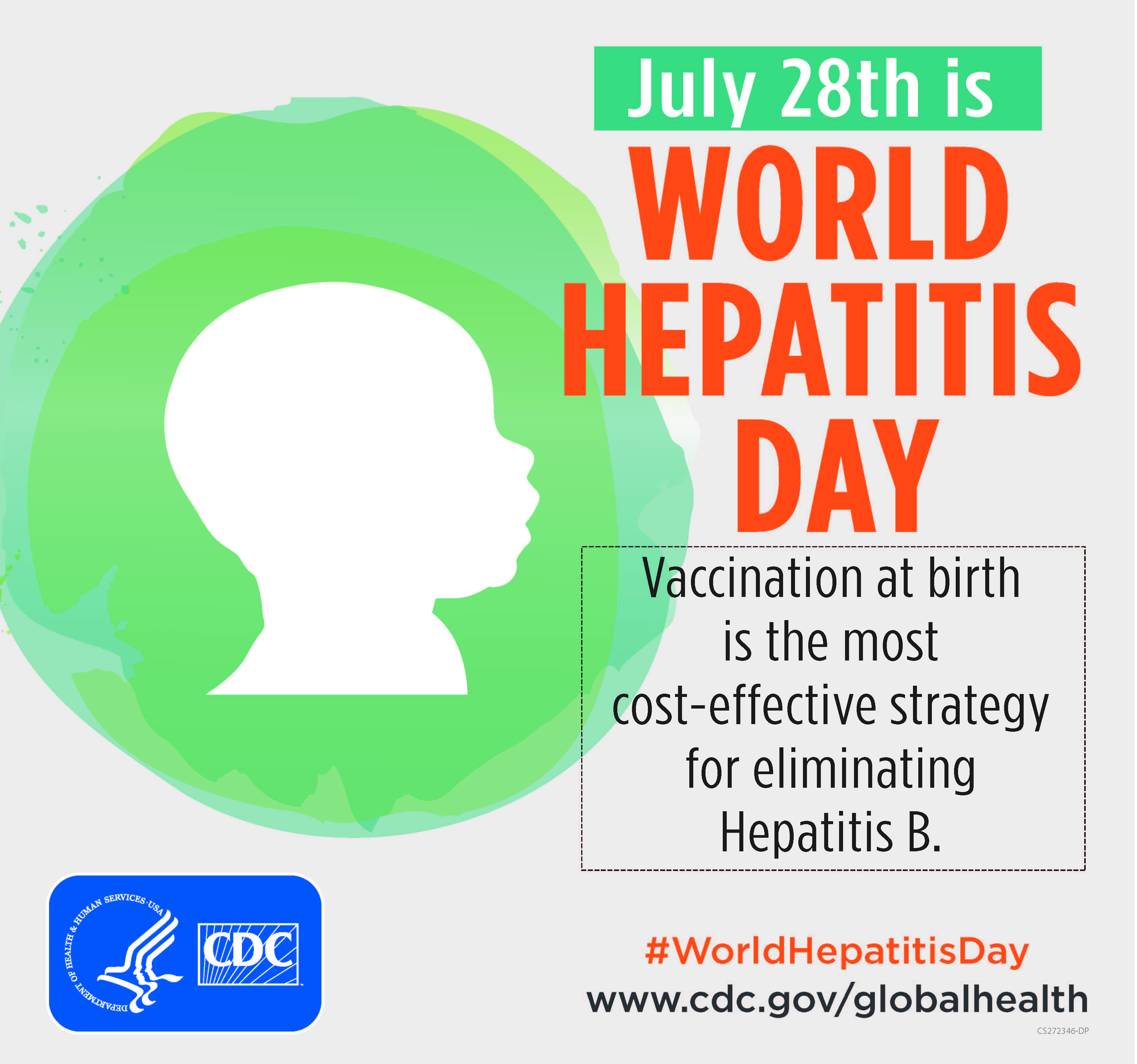 July 28th is World Hepatitis Day