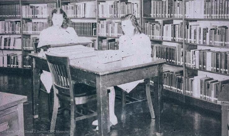 CDC Library (291 Peachtree Street, Atlanta, GA : 1947)